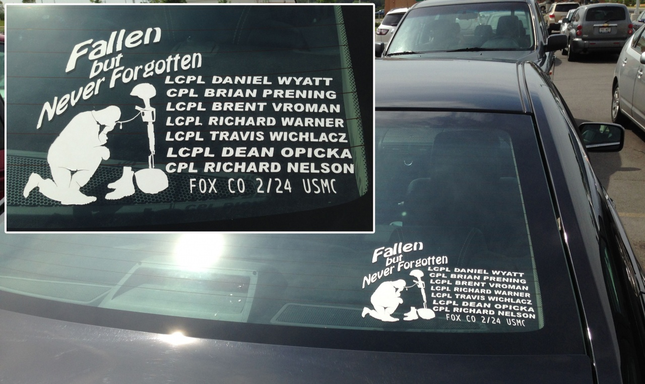 Custom Vinyl Stickers For Cars How To