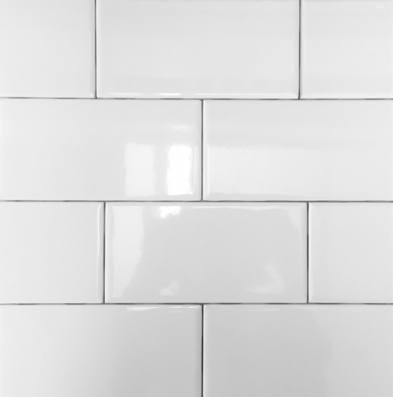 - Groutable Vinyl Tile Home Depot Level 1 Backsplash White Ice In