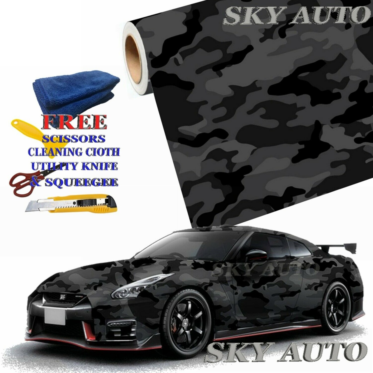 How Much Does It Cost to Vinyl Wrap A Car ...
