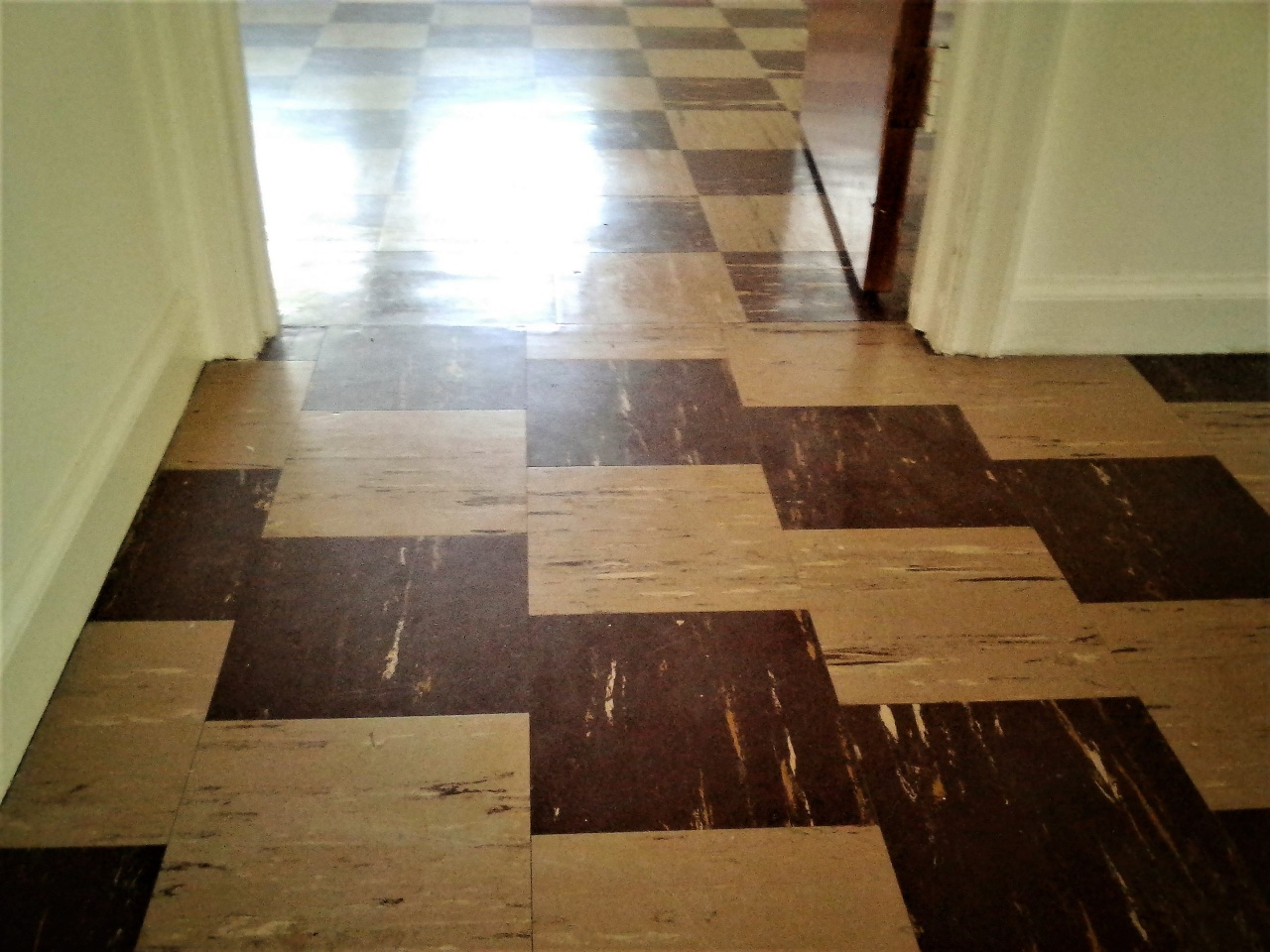 Install Vinyl Tile Flooring On Concrete