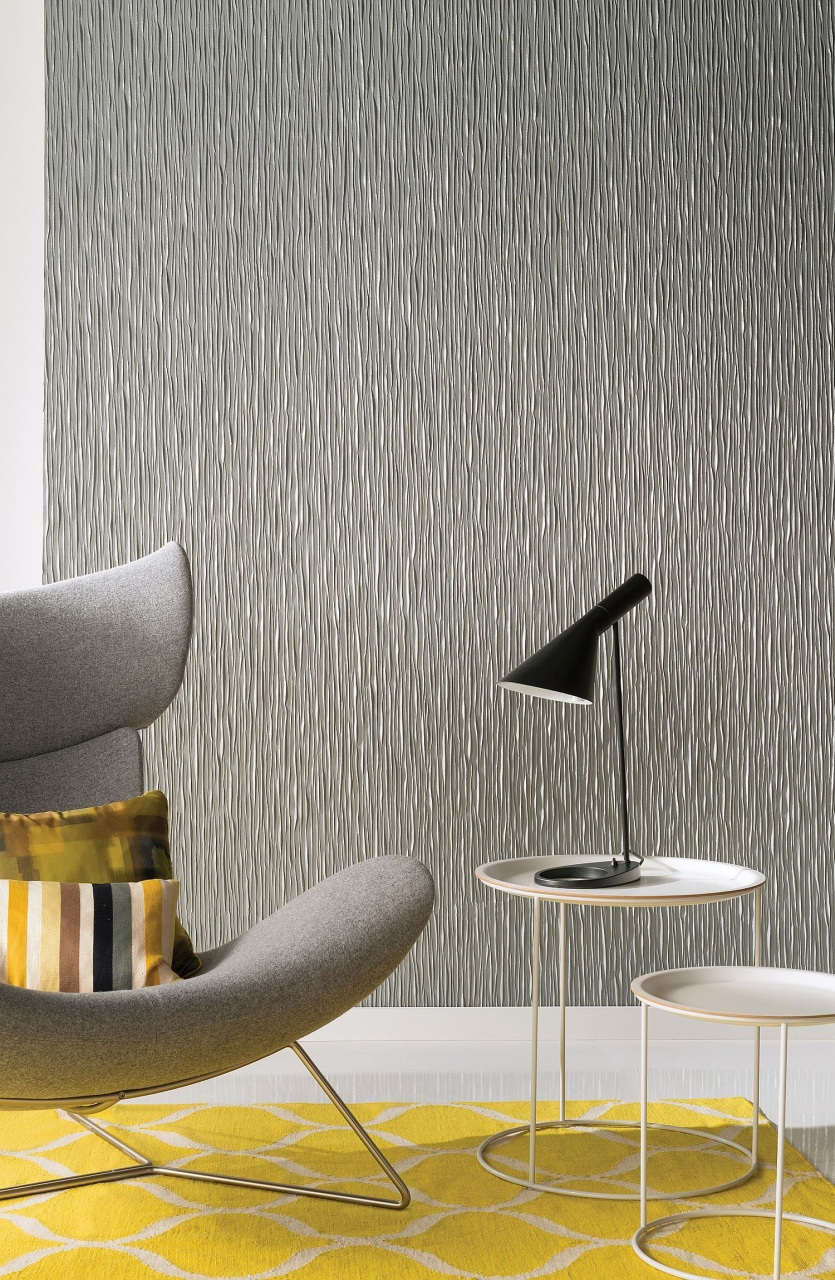 Nothing Was The Same Vinyl Neo By Lincrusta Paintable Wallpaper