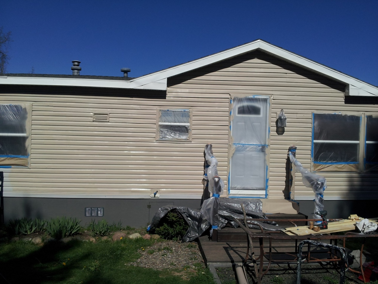 Painting Vinyl Siding Pros And Cons — Equalmarriagefl Vinyl ... on painting rv walls, before and after painting knotty pine walls, interior vinyl paneling for walls,