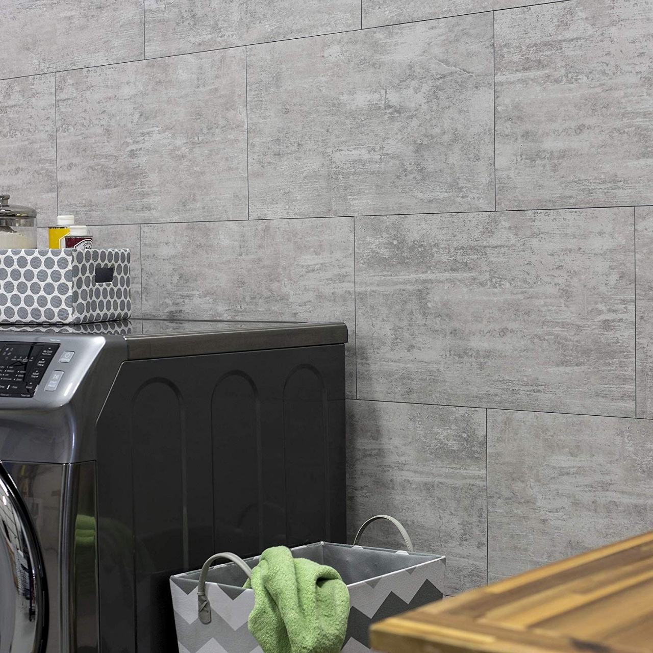 - Vinyl Composite Tile Home Depot Interlocking Vinyl Wall Tile By