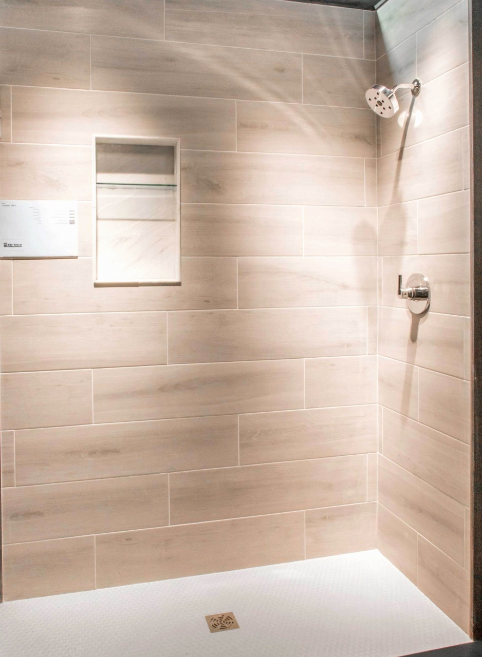 can you use vinyl plank flooring on shower walls  review