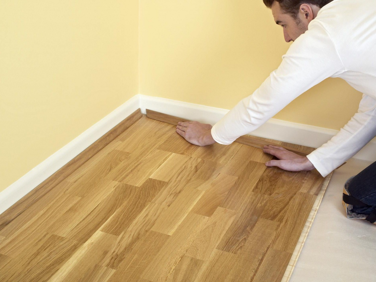 Vinyl Plank Flooring With Attached Underlayment Basics Of 12 Mm