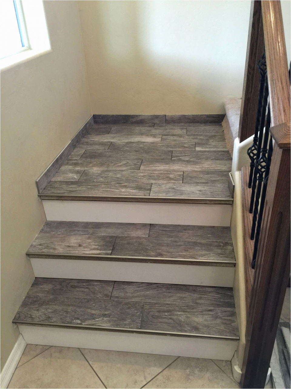 Image of: Vinyl Stairs Treads And Risers 49 Inspirational Staircase In The Woods Staircase Equalmarriagefl Vinyl From Vinyl Stairs Treads And Risers Pictures