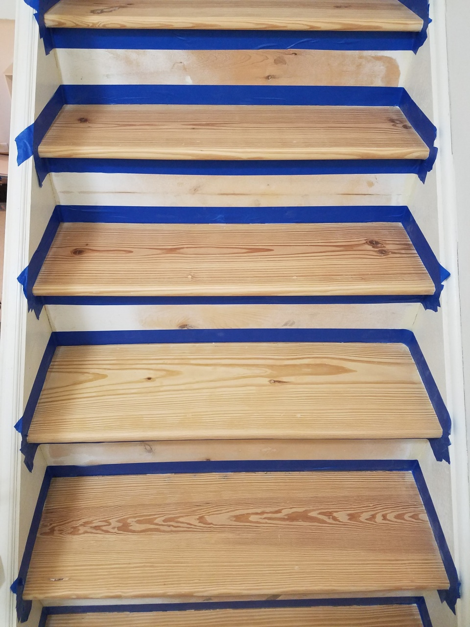Vinyl Stairs Treads And Risers Equalmarriagefl Vinyl