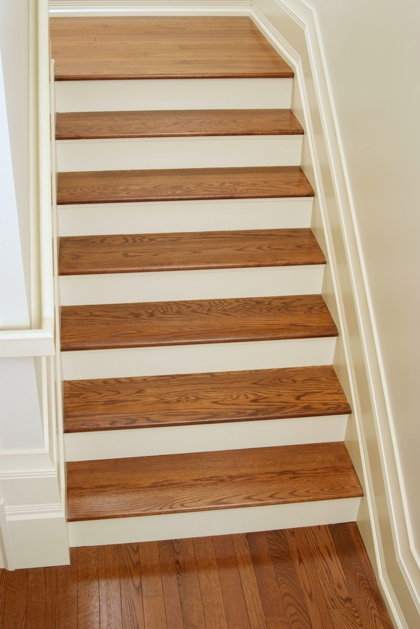 Image of: Vinyl Stairs Treads And Risers White Oak Stair Treads In 2019 Equalmarriagefl Vinyl From Vinyl Stairs Treads And Risers Pictures