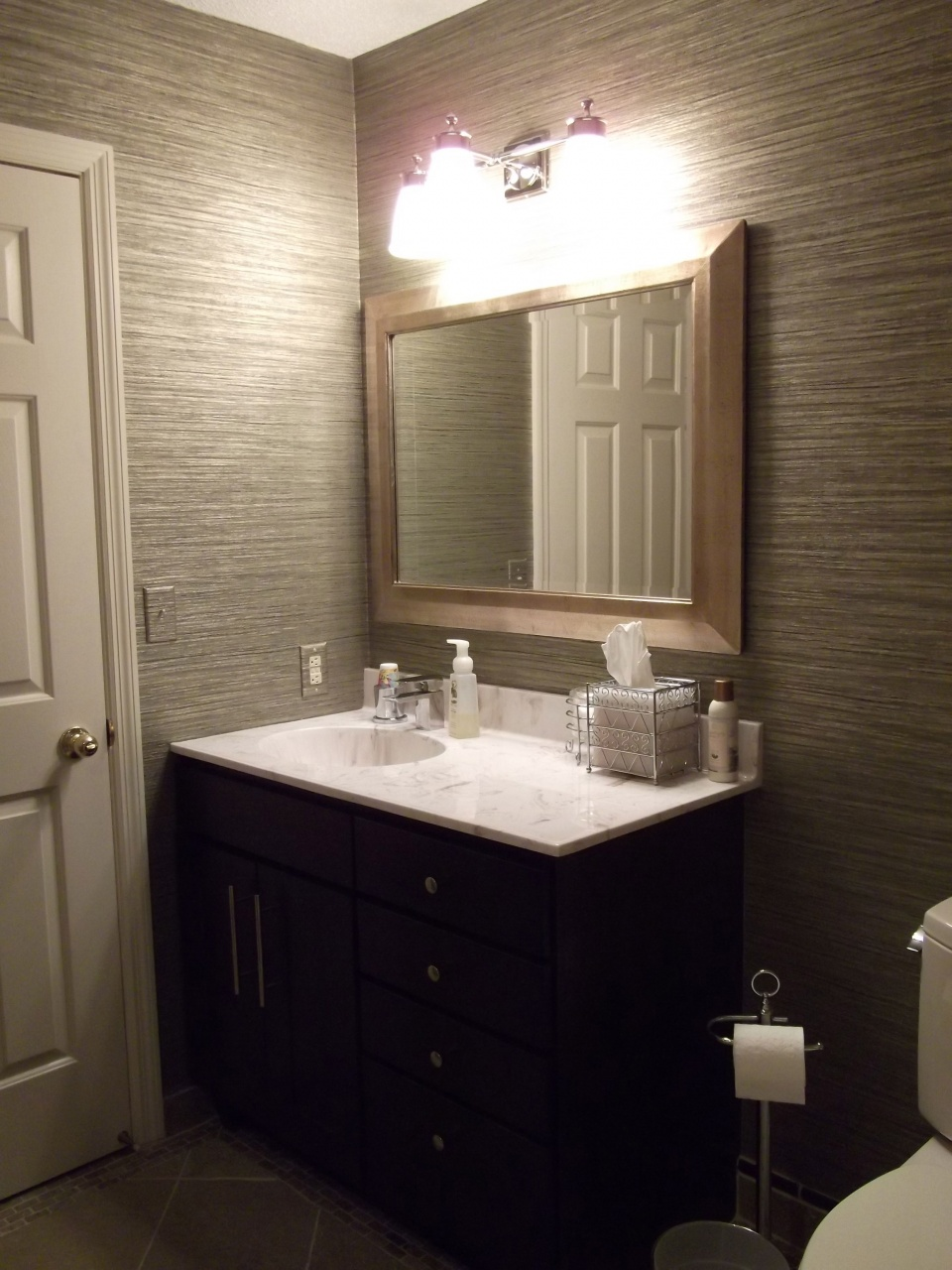 Vinyl Wall Covering For Bathrooms 36