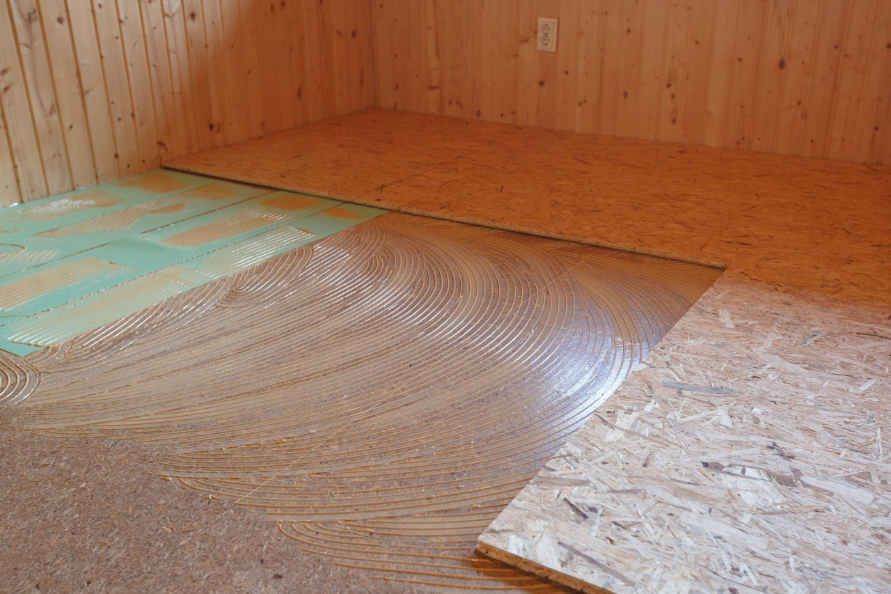 How To Remove Glued Down Vinyl Flooring